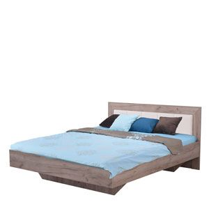 Double bed DUOS 160