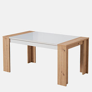Dining table MOLISE 155x90