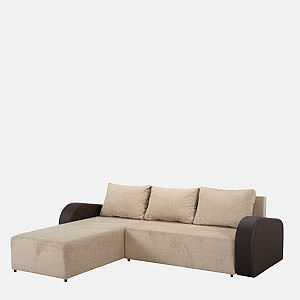 Corner sofa bed KARMEN M