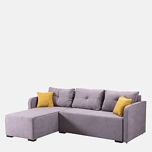 Corner sofa bed ASTOR