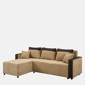 Corner sofa bed LAURA