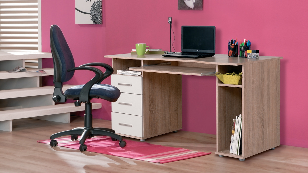 Your working desk - all at one place!