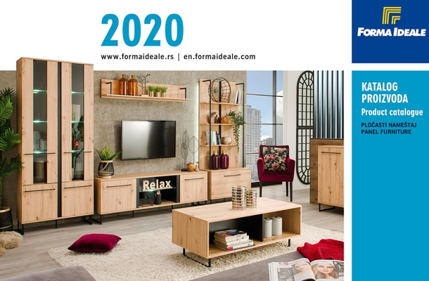 Panel furniture catalogue